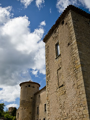 El castell dels Hautpoul / Hautpoul's castle - Photo of Saint-Ferriol