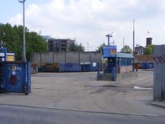 McGrath yard clearing, E9