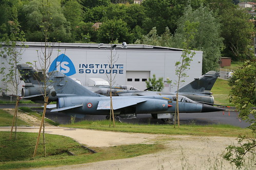 01 Mirage F1E & 230/232 Mirage F1CT ex French Air Force