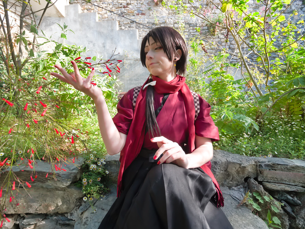 related image - Shooting Kashuu Kiyomitsu - Touken Ranbu - Eyael - Hyères -2019-04-27- P1577886