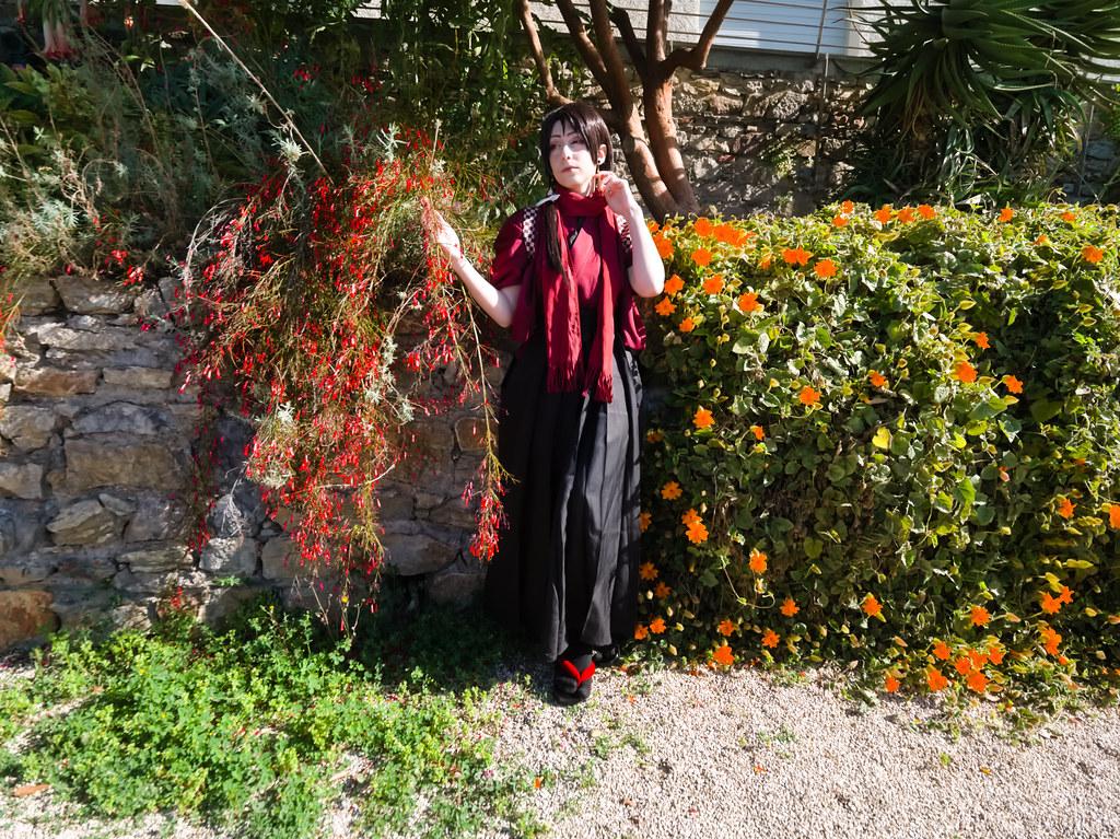 related image - Shooting Kashuu Kiyomitsu - Touken Ranbu - Eyael - Hyères -2019-04-27- P1577892