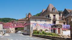 The Avenue de Sarlat at Saint Cyprien - Photo of Marnac
