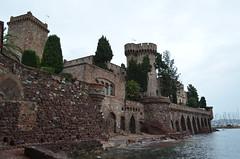 Chateau De La Napoule [Mandelieu-La-Napoule - 2 November 2018]