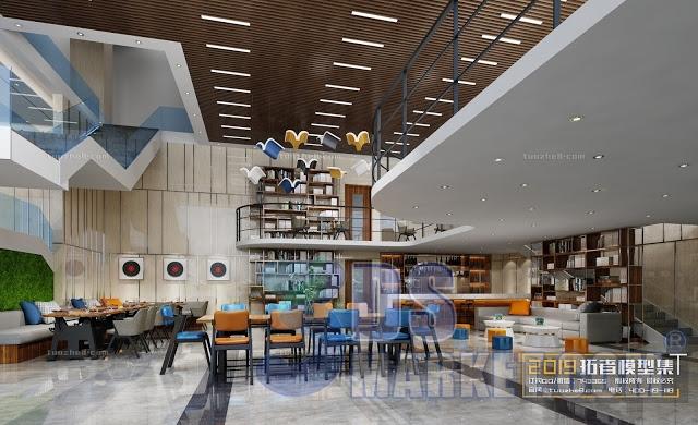 3D66 2019 - Restaurant space 4