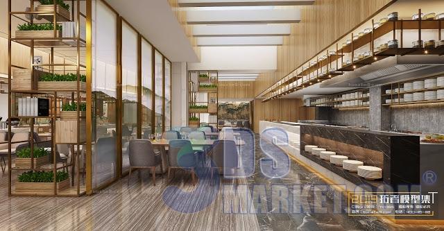3D66 2019 - Restaurant space 13