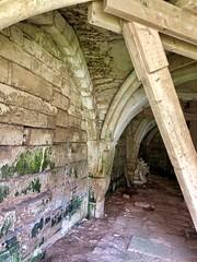Abtei von Mormant, Champagne-Ardenne, Frankreich