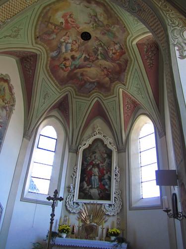 20110910 25 364 Jakobus Terfens Kirche Altar
