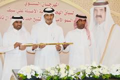 هجن إنتاج أم الزبار تحصد 5 رموز ذهبية في أول مناسبات رسمية