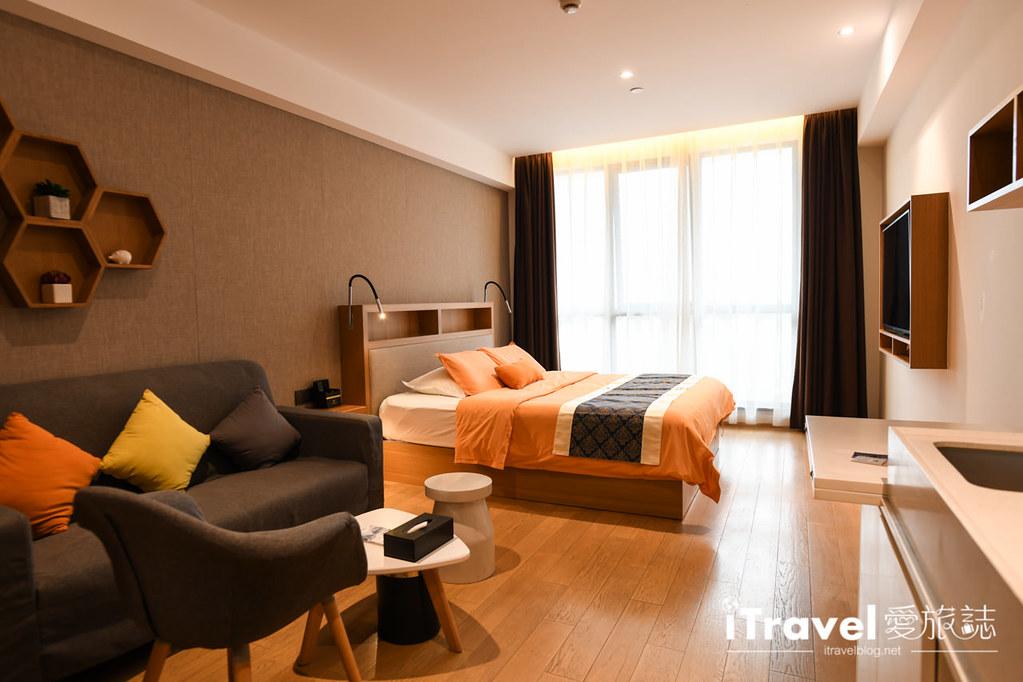 上海斯维登精品公寓 Shanghai Sweetome Boutique Apartment (15)