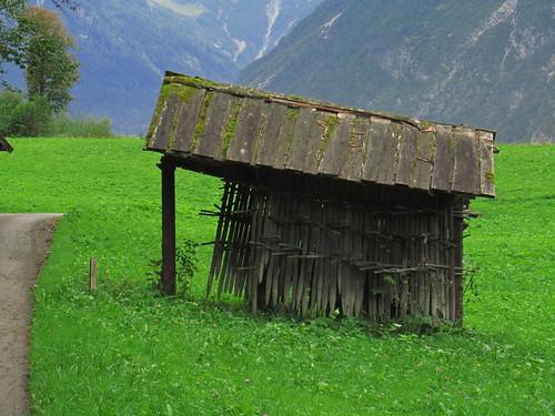 20110914 29 187 Jakobus Berge Weg Hütten Wiese Wald_K
