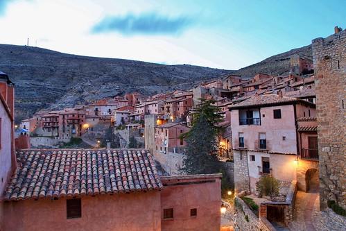Albarracín.... one of the most picturesque Spanish towns. Albarracín, Aragon, Spain