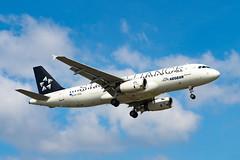 SX-DVQ A320-232 A320 c/n 3526 > AEE