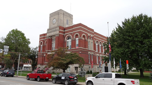 Greene County Courthouse, Bloomfield, IN