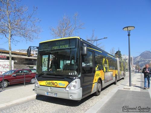 IRISBUS Citelis 18 - 4411 - SEMITAG