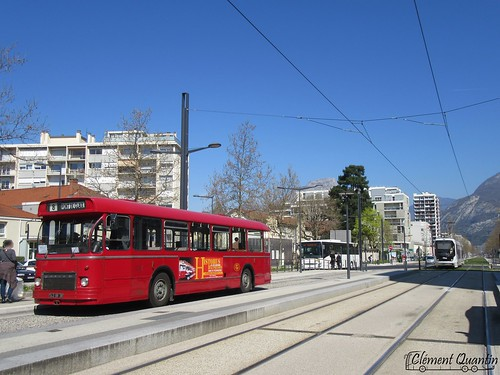 SAVIEM SC 10-PF - Association Standard 216 & IVECO BUS Crossway - CarPostal Interurbain & ALSTHOM TFS - 2021 - SEMITAG