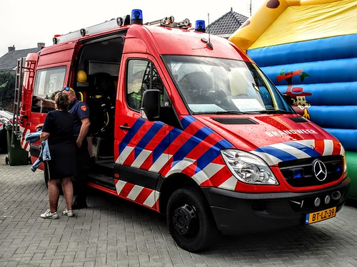 Brandweer | Limburg-Noord | Kazerne Weert | 23-4411
