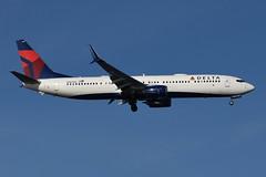 Delta Air Lines - Boeing 737-900ER - N887DN - John F. Kennedy International Airport (JFK) - February 19, 2019 183 RT CRP