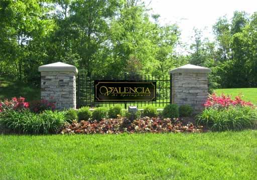 Springhurst Village of Valencia at Springhurst Louisville KY 40241 Patio Homes For Sale off N Hurstbourne Pkwy at Garwood Pl