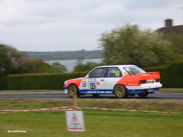 Paul Smith & Emma Morrison - 1986 BMW M3 E30