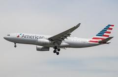 EGLL - Airbus 330-243 - American Airlines - N291AY