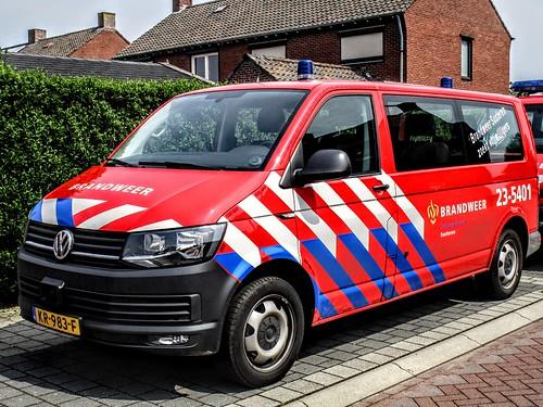 Brandweer | Limburg-Noord | Kazerne Susteren | 23-5401