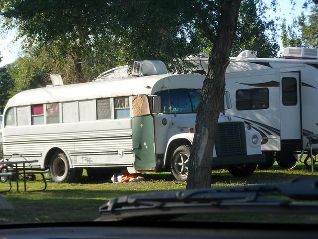 RV park - Bismarck, ND