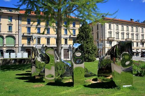 Helidon Xhixha - Conoscenza (2017) - Lugano