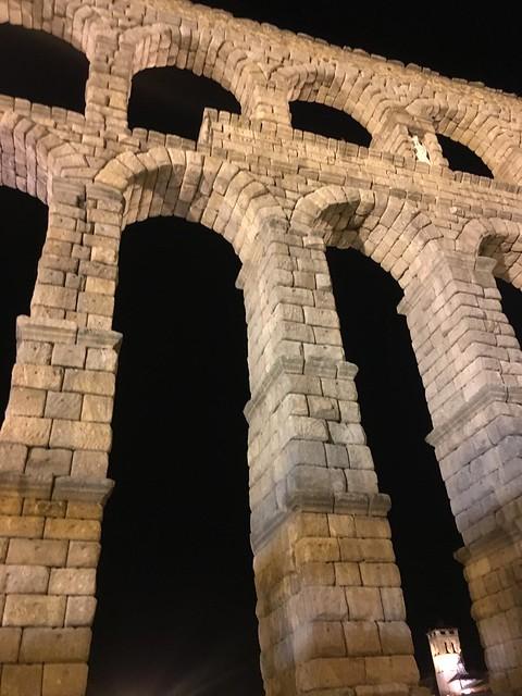 Acueducto de Segovia. Segovia. Castilla y León. (España).