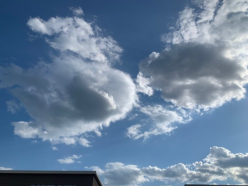 #clouds in 4 directions