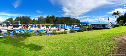 Forster Marina, Breckenridge Channel , Forster, NSW