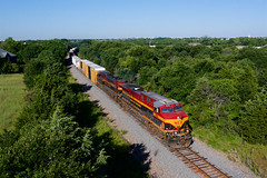 KCS 4622 - Murphy Texas