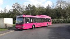 Irisbus Agora S GNV n°437 sur la ligne 18