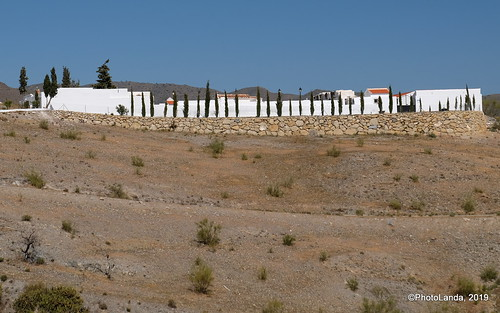 Cementerio de Uleila del Campo