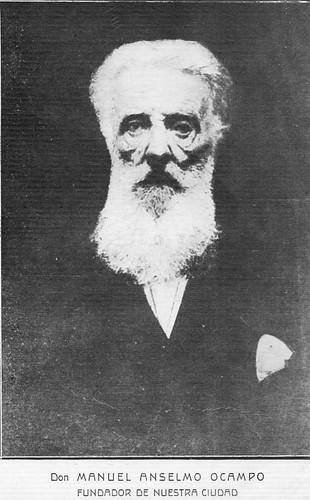Fundador de la Ciudad de Villa María, Córdoba, Argentina.