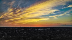 Golden hour from the drone