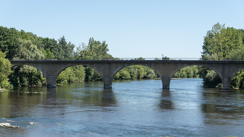 The Dordogne at Limeuil