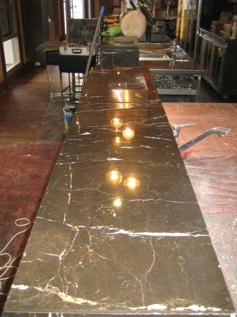 Etching-Removal-Marble-Adelaide-After