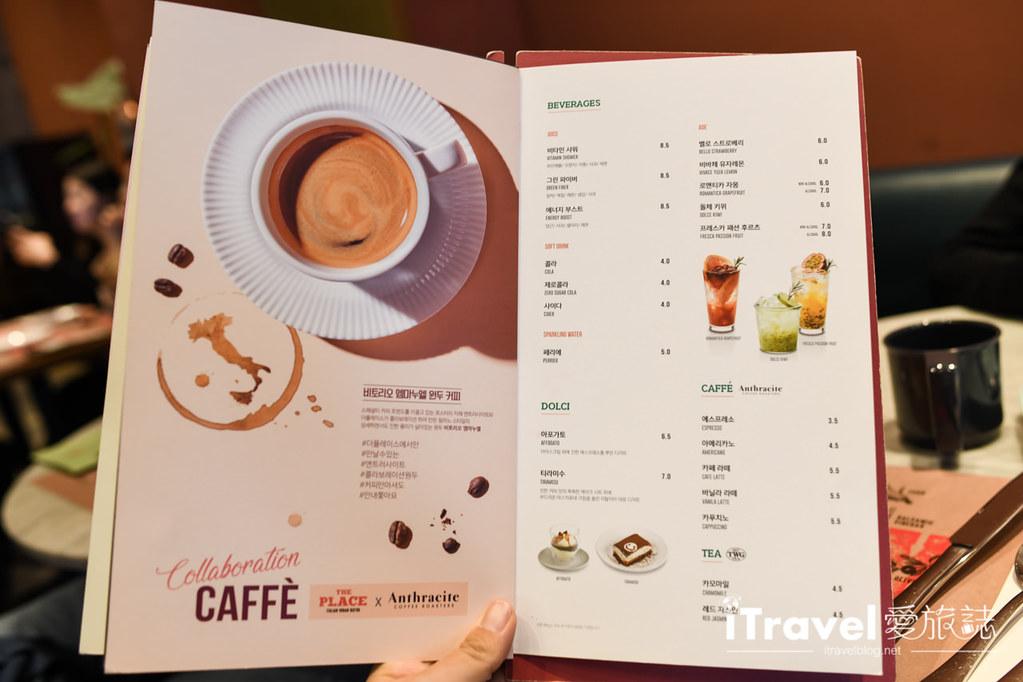 首尔义式餐厅 The Place (11)