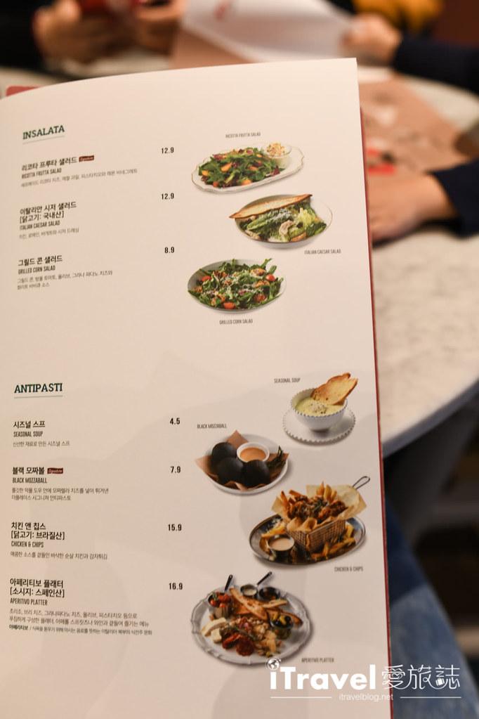 首尔义式餐厅 The Place (8)
