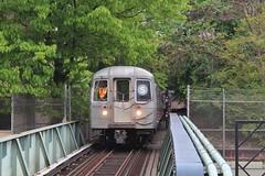 MTA Westinghouse-Amrail R68 2924