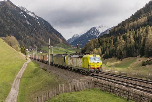 193 551 en 193 669 TXL. St. Jodok am Brenner
