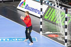 Gonzalo Pérez de Vargas Team Spain Handball World Championship 2019