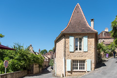 A fine example of a roof typical of the Dordogne area - Photo of Alles-sur-Dordogne