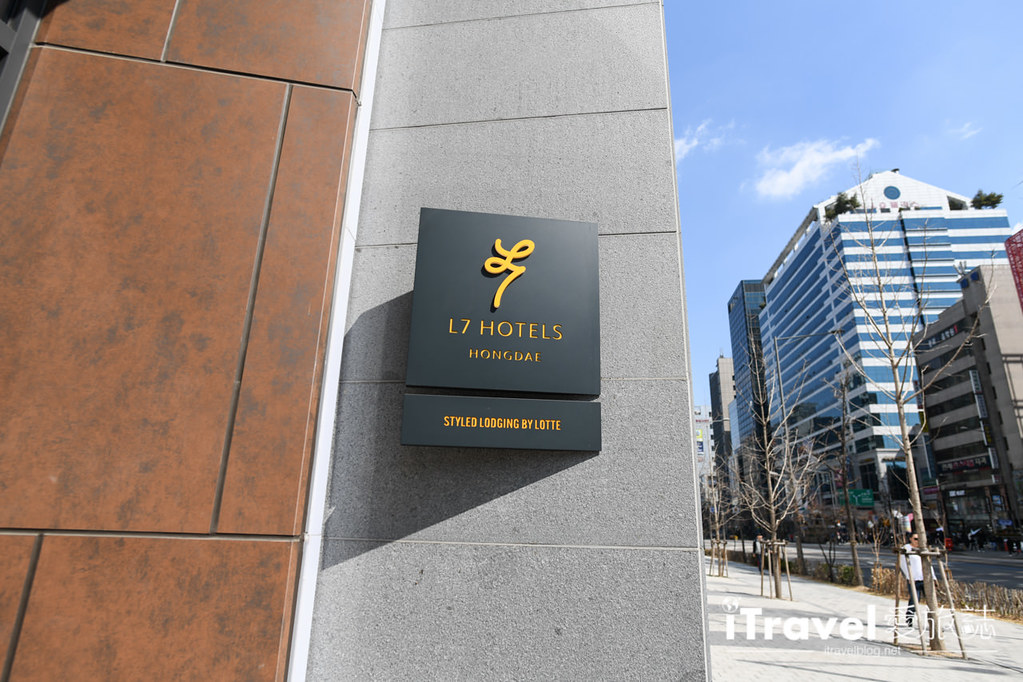 L7弘大乐天饭店 L7 Hongdae by LOTTE (4)