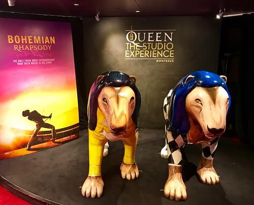 Montreux - Queen Studio Experience