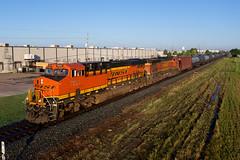 BNSF 7021 - Plano Texas