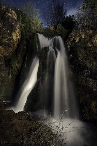 Cascada Batida de Calomarde