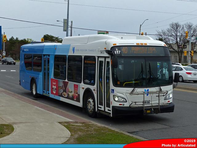 York Region Transit 1417
