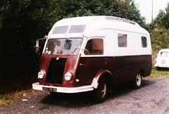 Renault Voltigeur / Goélette Camping-car Magny en Vexin (27 Eure) 1989a