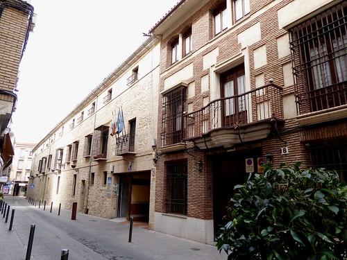 Lucena (Córdoba-España). Calle Canalejas